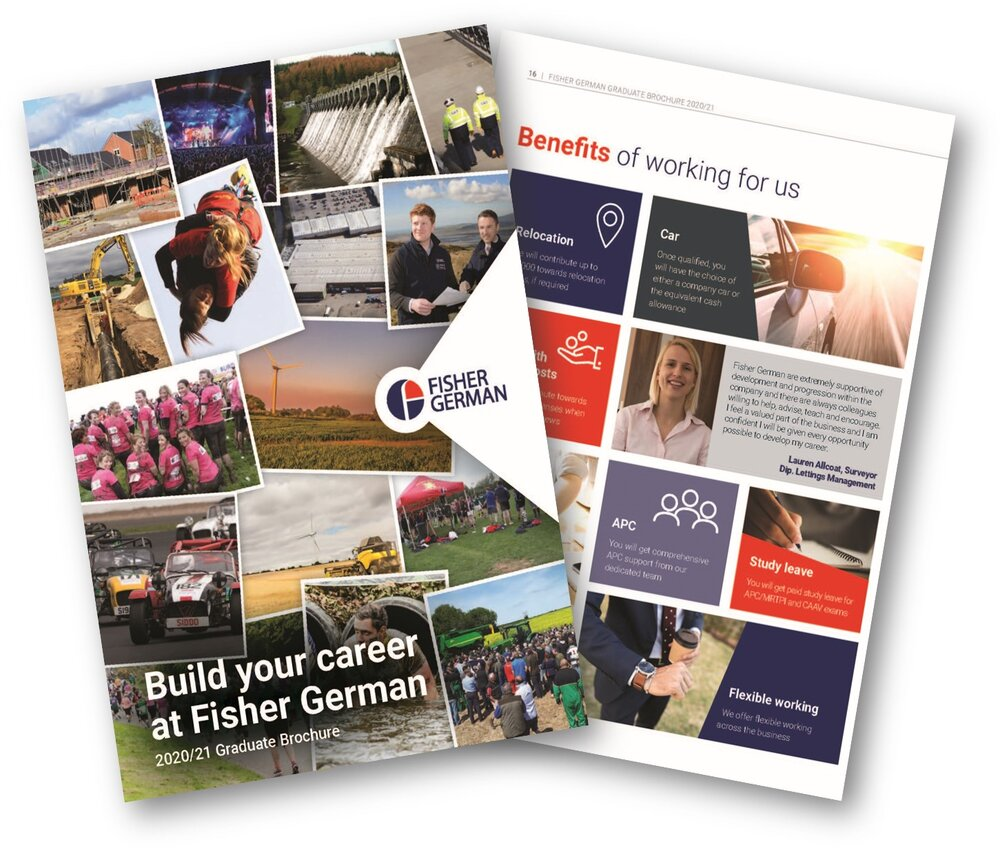 summer placement brochure