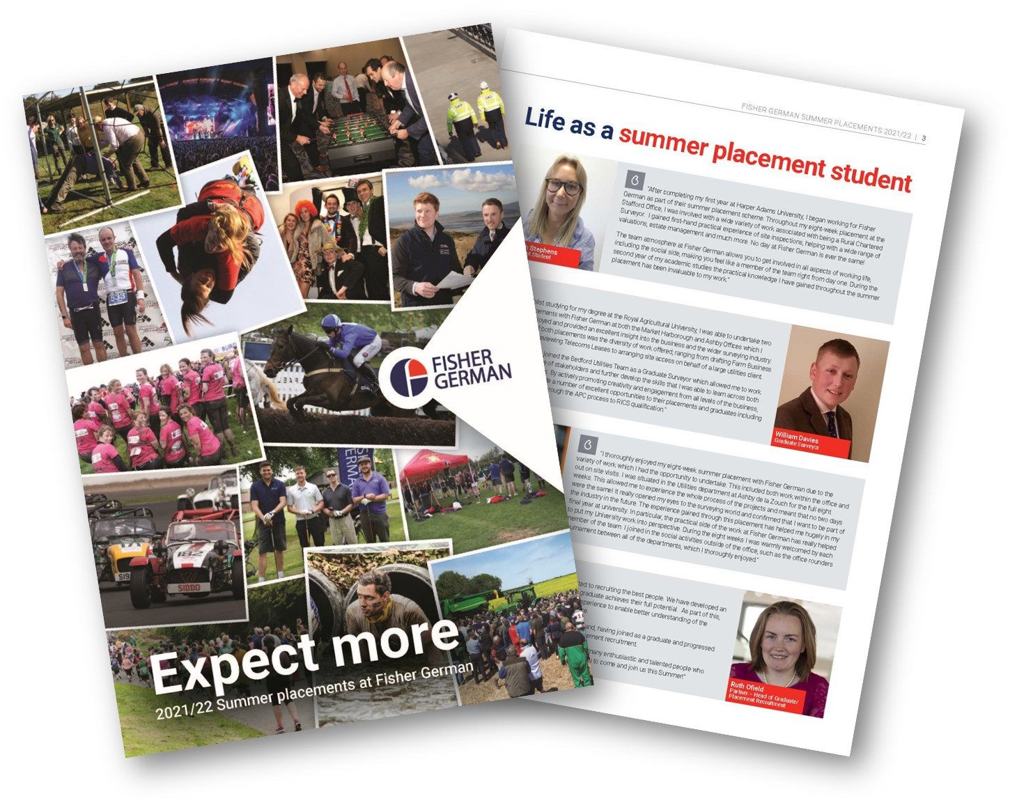 summer placement brochure 21-22